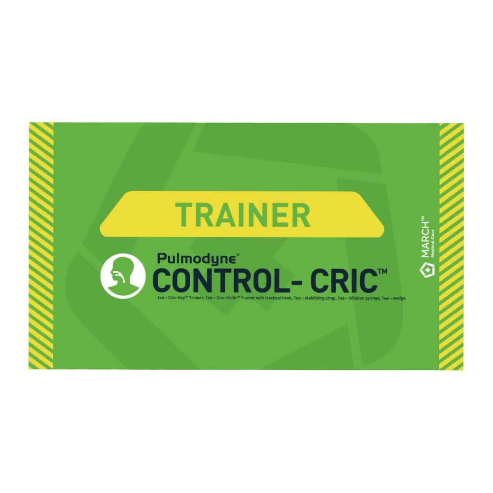 Control Cric™ Trainer