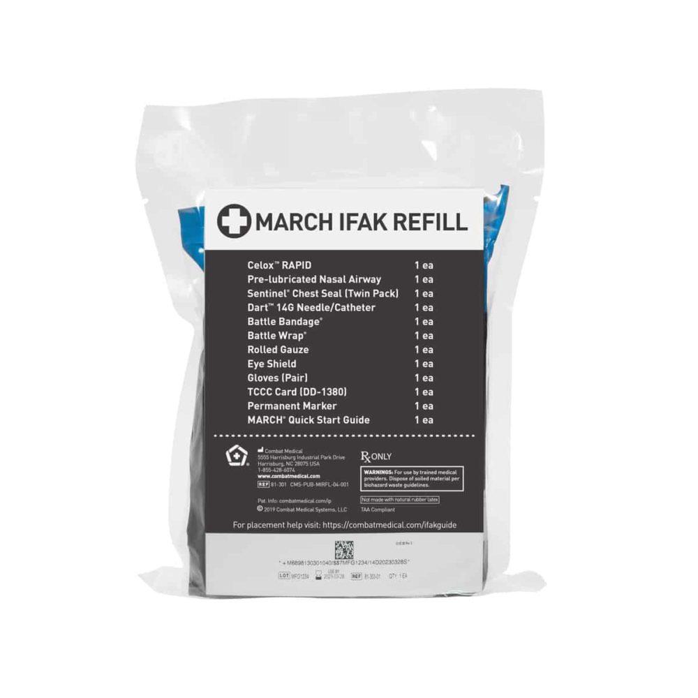 MARCH™ IFAK Refill