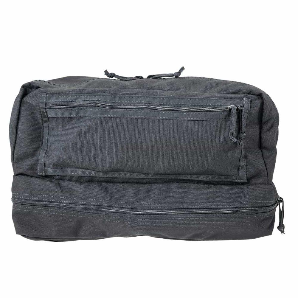 Mojo® Combat Lifesaver Bag - Black, Basic
