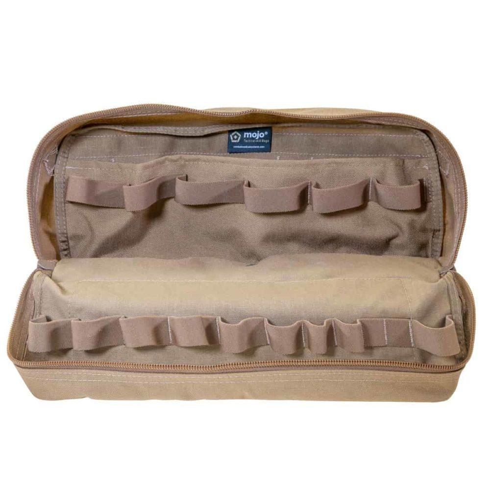 Mojo® Combat Lifesaver Bag - Coyote Brown, Bag Only