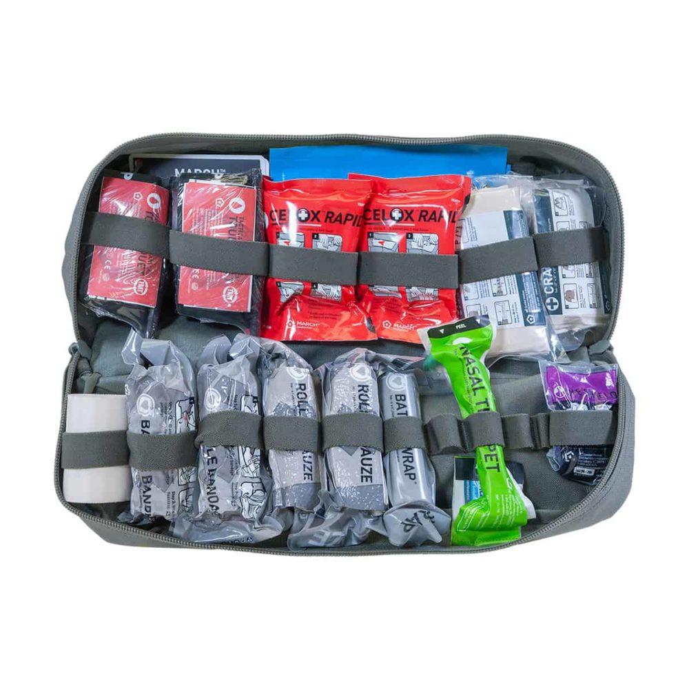 Mojo® Combat Lifesaver Bag - Foliage Green, Intermediate