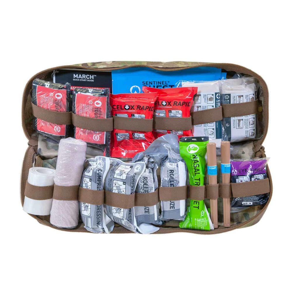 Mojo® Combat Lifesaver Bag - Multicam, Basic