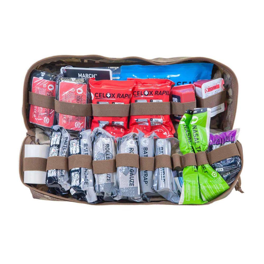 Mojo® Combat Lifesaver Bag - Multicam, Advanced