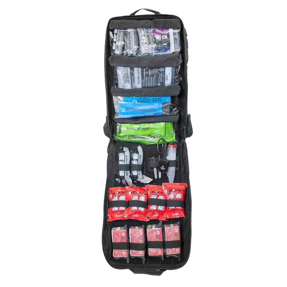 Mojo® Direct Action Aid Bag - Black, Intermediate