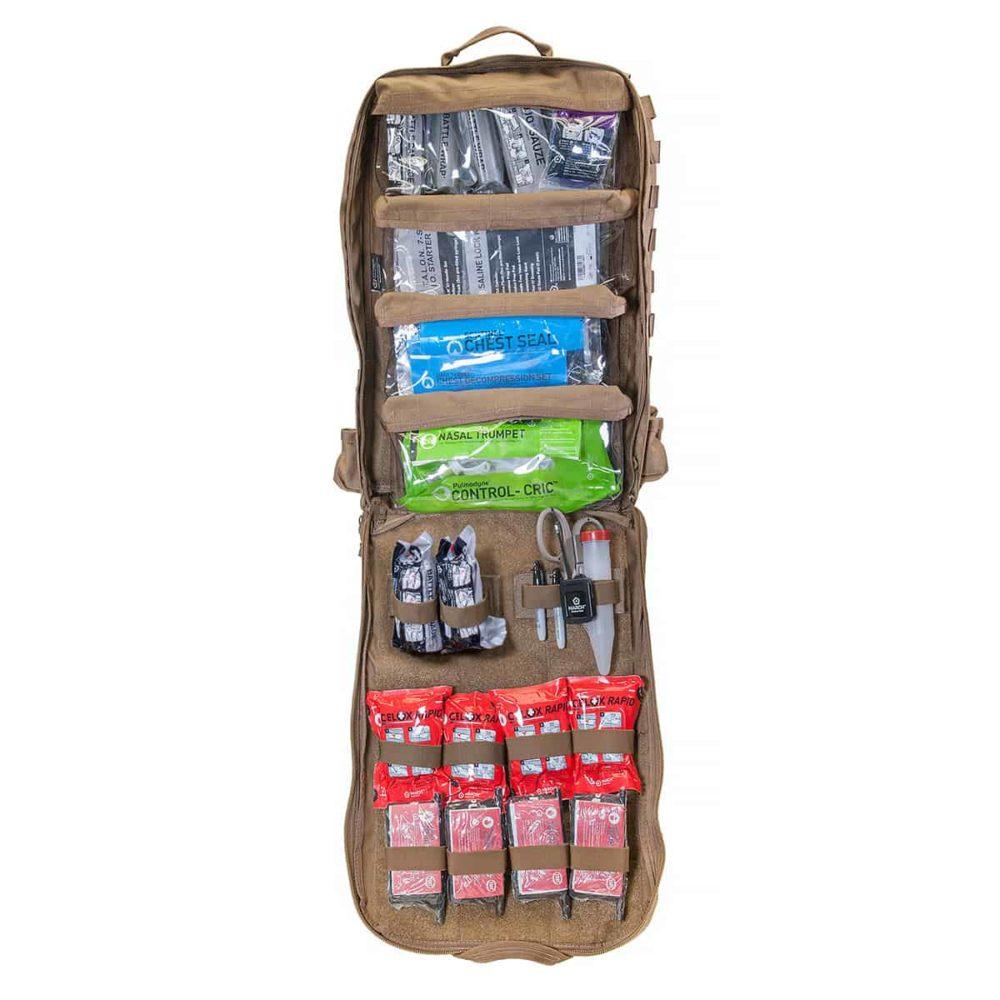 Mojo® Direct Action Aid Bag - Coyote Brown, Intermediate