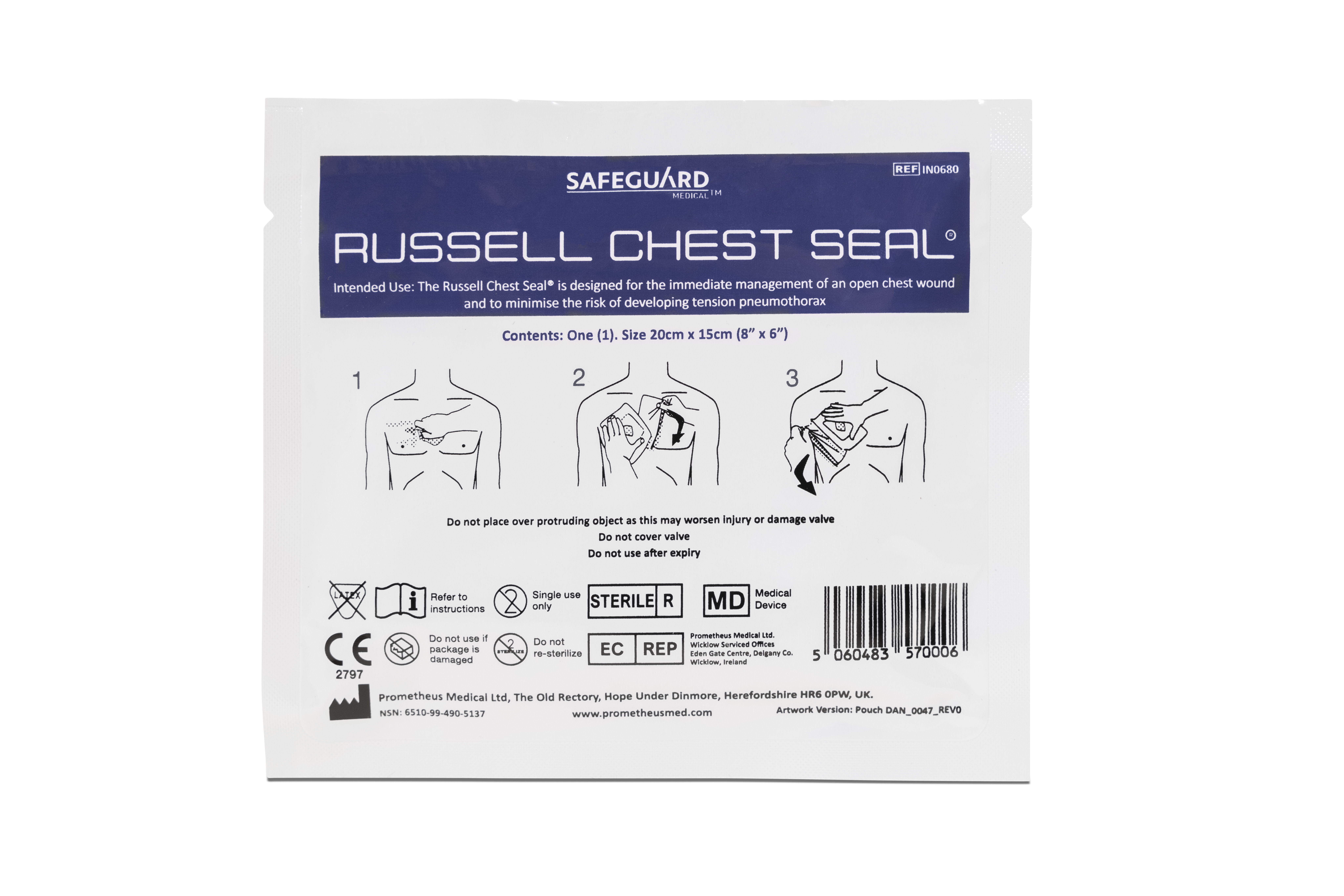 Russell Chest Seal® (RCS)