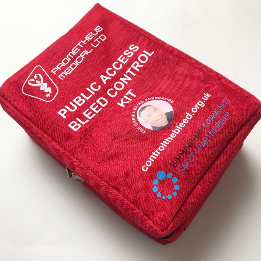 Prometheus Bleed Control Kit - Daniel Baird Foundation