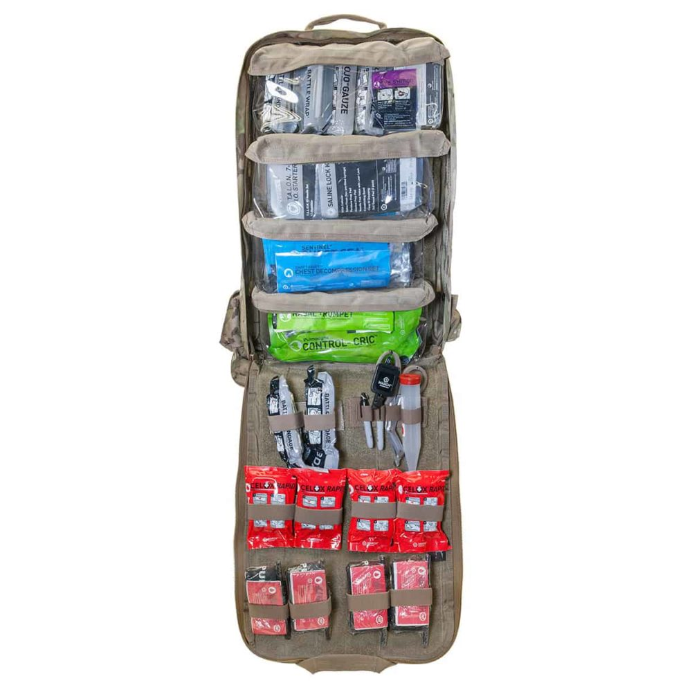 Mojo® Direct Action Aid Bag - Multicam, Intermediate