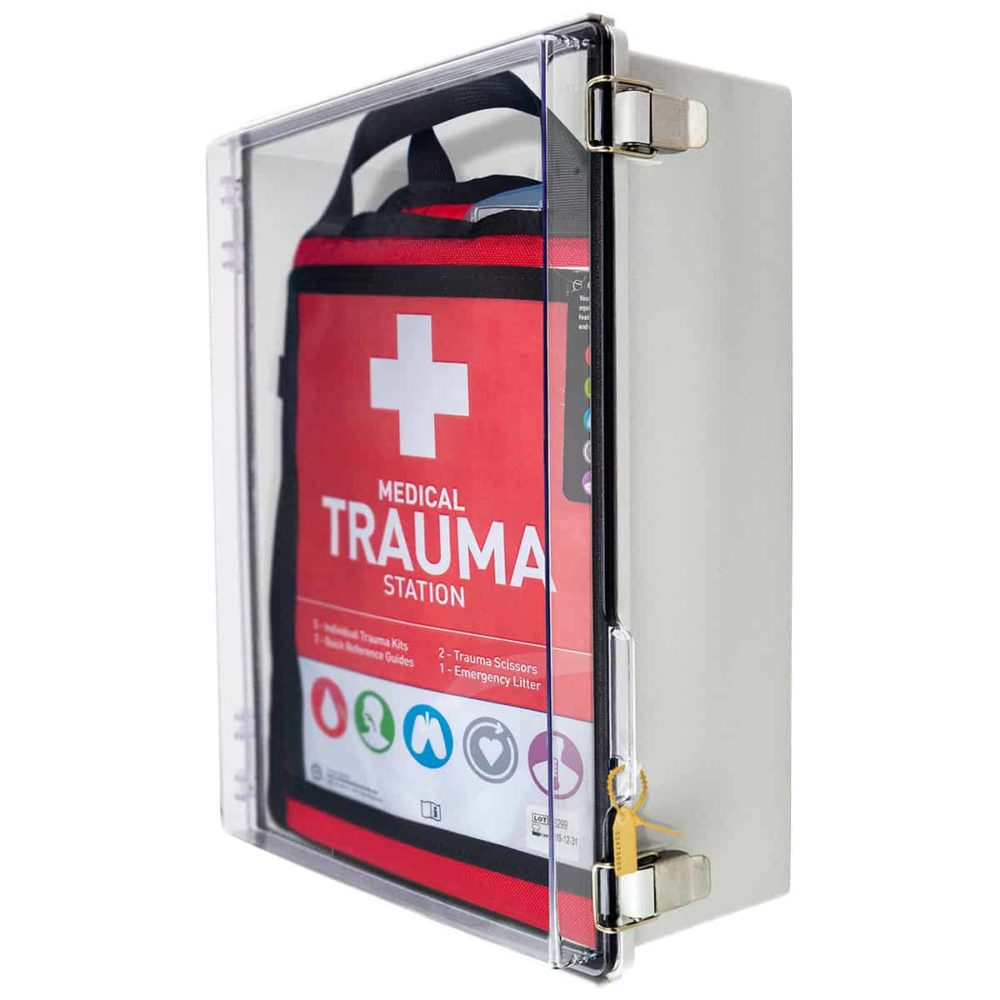 Mojo® Public Access Trauma Station - Advanced
