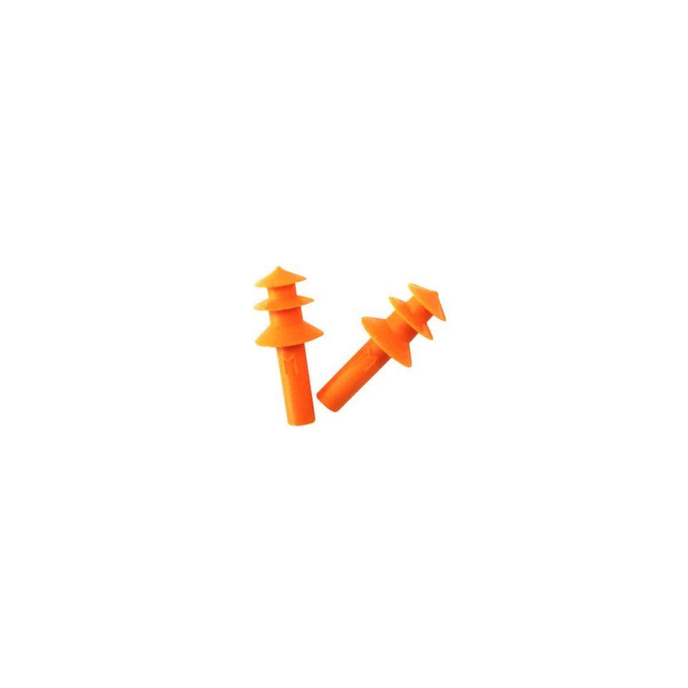 Tri-Fit Silicone Earplugs
