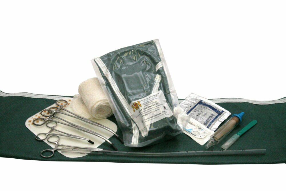 Chest Tube Insertion Kit