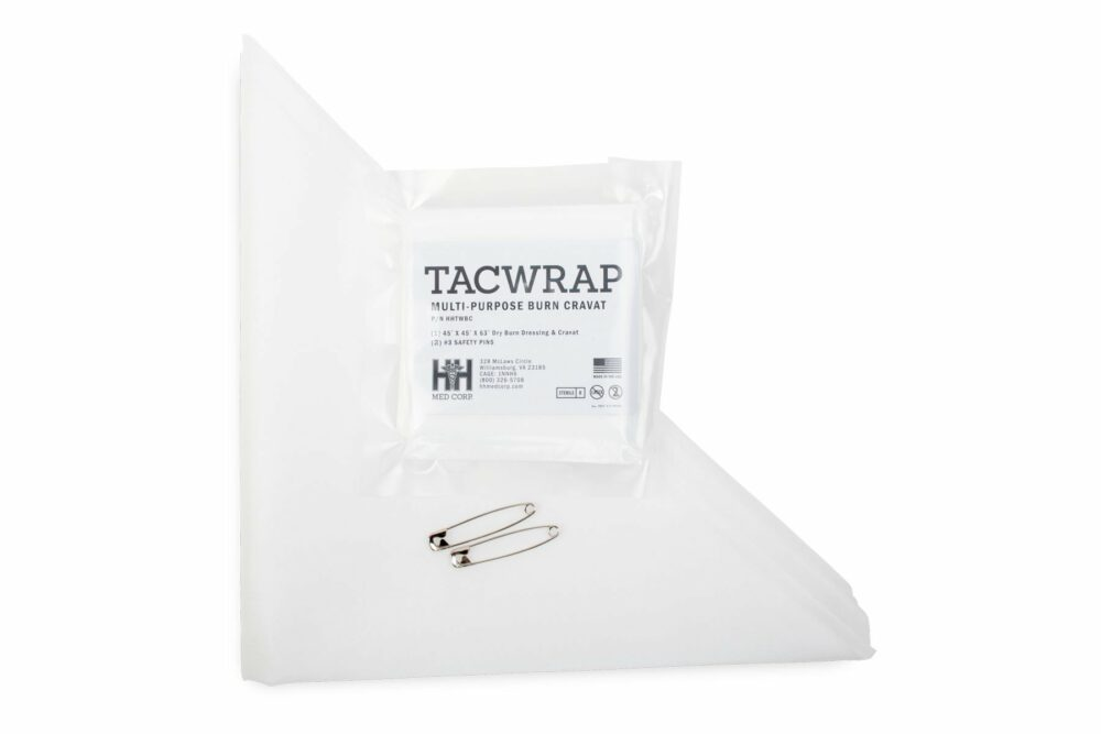 TACWrap Multi-Purpose Burn Cravat